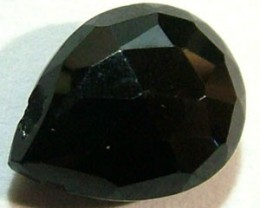 BLACK TOURMALINE FACETED 2.5 TS NP-1458