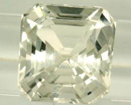 FACETED CLEAR CRYSTAL QUARTZ 7.10 CTS  PG-1419