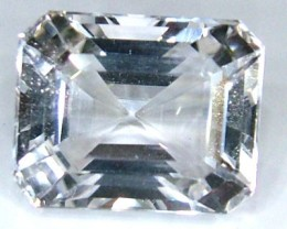 FACETED CLEAR CRYSTAL QUARTZ 9.35 CTS   PG-1495