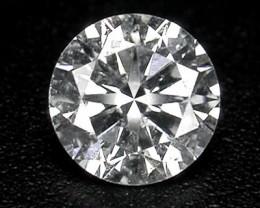 NATURAL SOLITIARE WHITE DIAMOND,0.75CTWSIZE-1PCS,