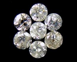 PARCEL 7 WHITE VS 1.6 POINTER DIAMONDS 0.304CT OP1479