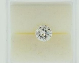 NATURAL WHITE DIAMOND-3.5MMSIZE-GH-VVS-0.16CTW-1PCS,NR
