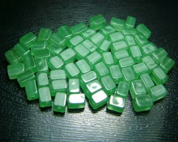 100% Natural Fancy Green Aventurine Beads B280