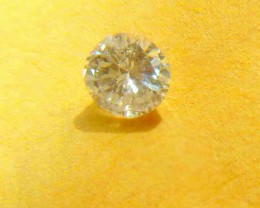 NATURAL FANCY-WHITE-GREY DIAMOND-O.25CTWSIZE-1PCS,NR
