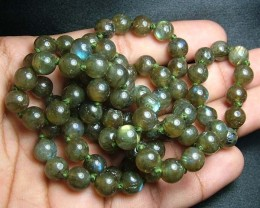 100% Natural Multicolor Labradorite Beads B403