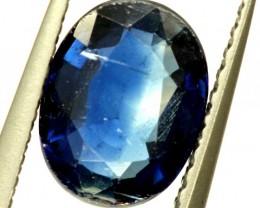 BLUE KYANITE NATURAL STONE 1.45 CTS  PG-1202