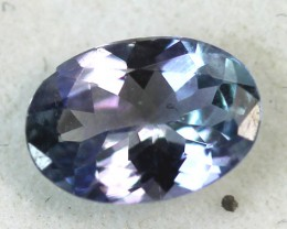 TANZANITE FACETED STONES 0.65 CTS   R-5