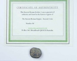 ANCIENT ROMAN ARTIFACT BRONZE  RING  TOP OPAC1645