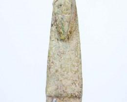 ANCIENT ROMAN ARTIFACT  BRONZE  LOCK , 100-200 AD OPAC1681