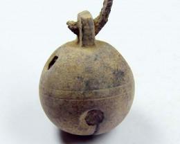 ANCIENT ROMAN  ARTIFACT DESERT PATINA BALL OPAC1741