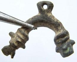 ANCIENT ROMAN  ARTIFACT DESERT PATINA OPAC1757