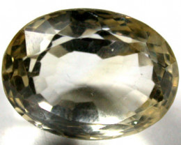 GOLDEN TOPAZ FROM AFGHANISTAN 18 CTS GW 490