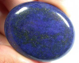 LARGE A GRADE LAPIS FROM AFGHANISTAN   56.5 CTS  GW 552