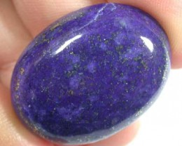 LARGE A GRADE LAPIS FROM AFGHANISTAN  38.50  CTS  GW 558