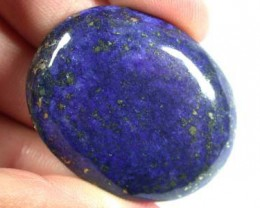 LARGE A GRADE LAPIS FROM AFGHANISTAN  75CTS  GW 562
