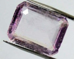 LARGE KUNZITE FROM PAKISTAN    11.30 CTS  GW 665