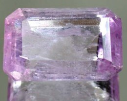 LARGE KUNZITE FROM PAKISTAN    13.2 CTS  GW 680