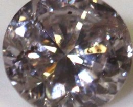 AUSTRALIAN PINK DIAMOND  0.145 CTS  [DC202 ]
