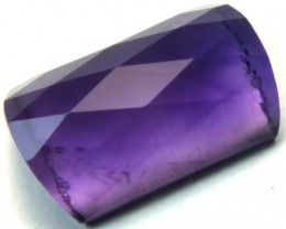 AMETHYST FACETED STONE 1.70 CTS CG - 429