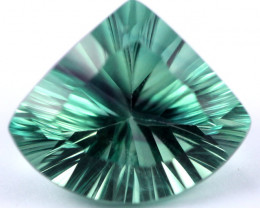 HAND PICKED  OLIVE GREEN  FLUORITE  20.20CARATS GRR599