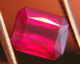 3.22 Carat Fiery Ruby