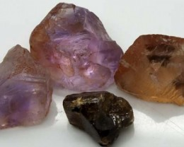 AMETRINE NATURAL ROUGH 279 CTS  ADG-408