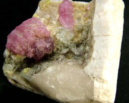 PINK TOURMALINE SPECIMEN FROM BURMA  76.65 CTS [MX7582]