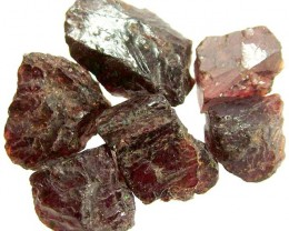 PYROPE GARNET ROUGH   PARCEL FROM BURMA 70.55 CTS [F2374]