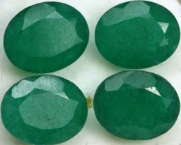 PARCEL 'EMERALD GREEN'  ADVENTURINE QUARTZ 12.05 CTS[TS6111]