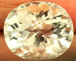 FACETED CLEAR CRYSTAL QUARTZ 21.75 CTS   PG-1472