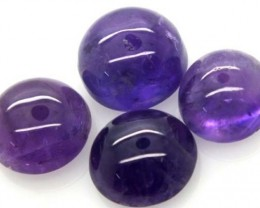 AMETHYST CABS (4 PC) 16 CTS CG-1289