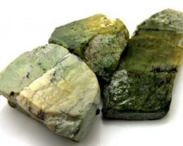 GREEN SERAPHINITE 43 CTS ADG-267