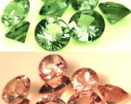 Color Change Garnet Parcels