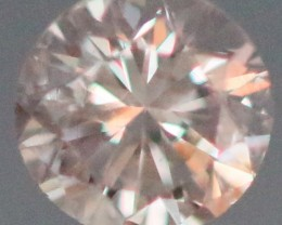 0.067 cts  CERTIFIED  P7 ARGYLE PINK  DIAMOND  .  1411178