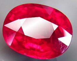 6.02  Carat Cherry VS Ruby - Gorgeous