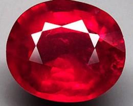 3.21 Carat VS2 Pidgeon Blood Ruby