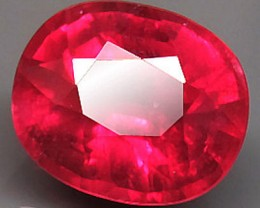 4.91 Carat Superb VS2 Ruby - Superb Gem to hold in hand