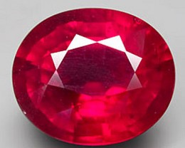 4.76 Carat VS Ruby - Superb