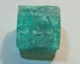 Paraiba Crystal Rough NATURAL 7.25 carats ANA34
