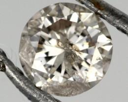 AUSTRALIAN WHITE DIAMOND 0.220 CTS [DC281]