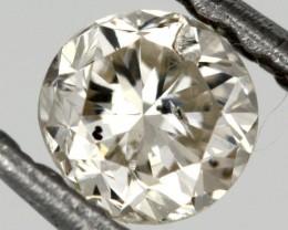 0.280 CTS AUSTRALIAN WHITE DIAMOND [DC284]