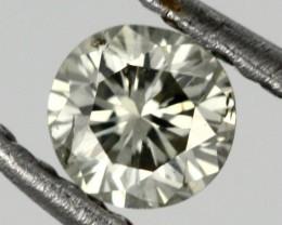 0.170 CTS AUSTRALIAN WHITE DIAMOND [DC286]