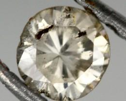 0.225 CTS DAMAGED AUSTRALIAN WHITE DIAMOND [DC298]
