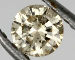 0.190 CTS AUSTRALIAN WHITE DIAMOND [DC302]