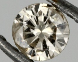 0.165 CTS AUSTRALIAN WHITE DIAMOND [DC303]