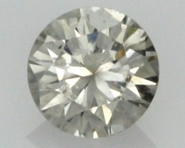 0.150 CTS AUSTRALIAN WHITE DIAMOND [DC304]