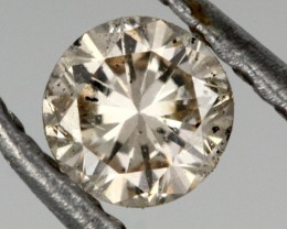 0.165 CTS AUSTRALIAN WHITE DIAMOND [DC305]