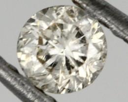 0.130 CTS AUSTRALIAN WHITE DIAMOND [DC308]