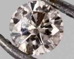 0.125 CTS AUSTRALIAN WHITE DIAMOND [DC319]