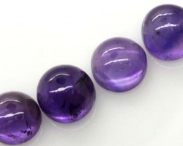AMETHYST CABS (4 PC) 7.90 CTS CG-1304